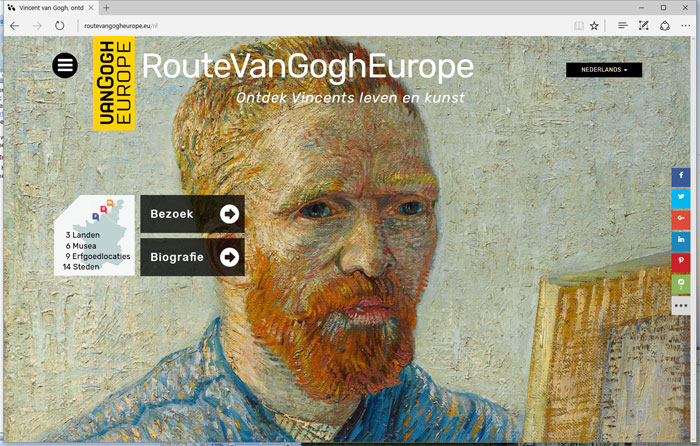 RouteVanGoghEurope
